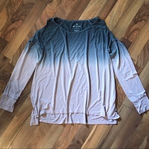 AEO Soft & Sexy Cold Shoulder Tee
